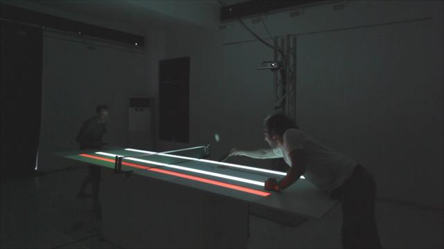 Digital Clinch Pong