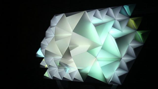 Pyramid Orchestra – Interactive Installation