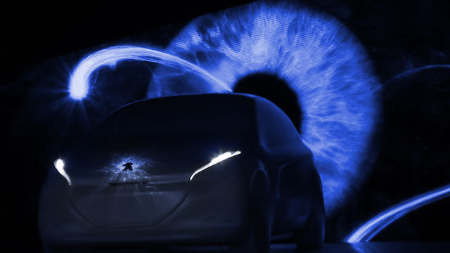 Peugeot – Video Mapping Presentation