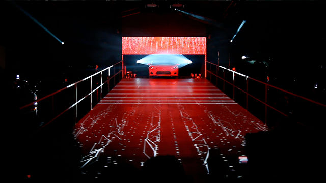 Leviathan – Video Mapping – Scion FR-S Launch