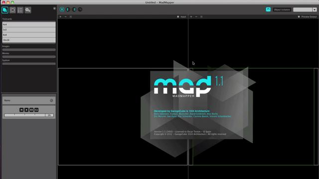 Mad Mapper 1.1 – New Functions