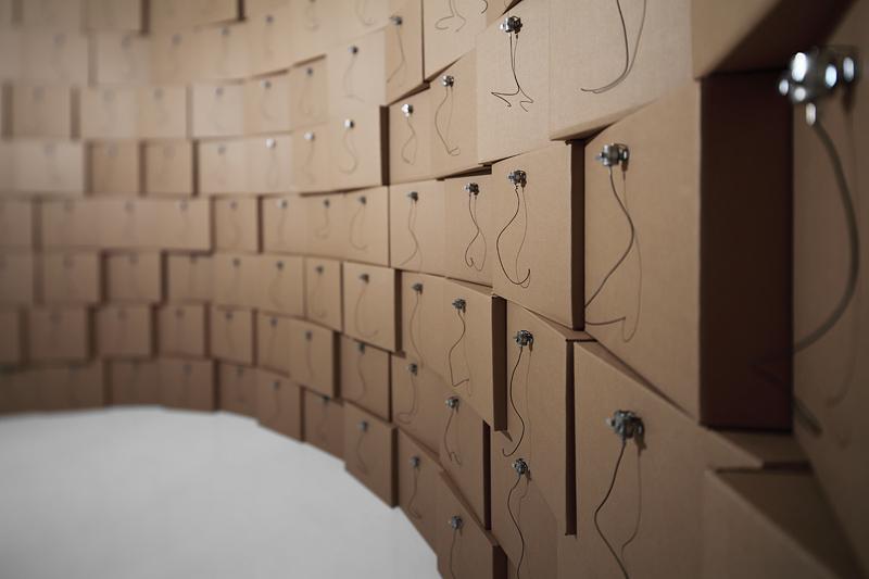 zimoun_2011_236_prepared_dc_motors_cardboard_boxes_4