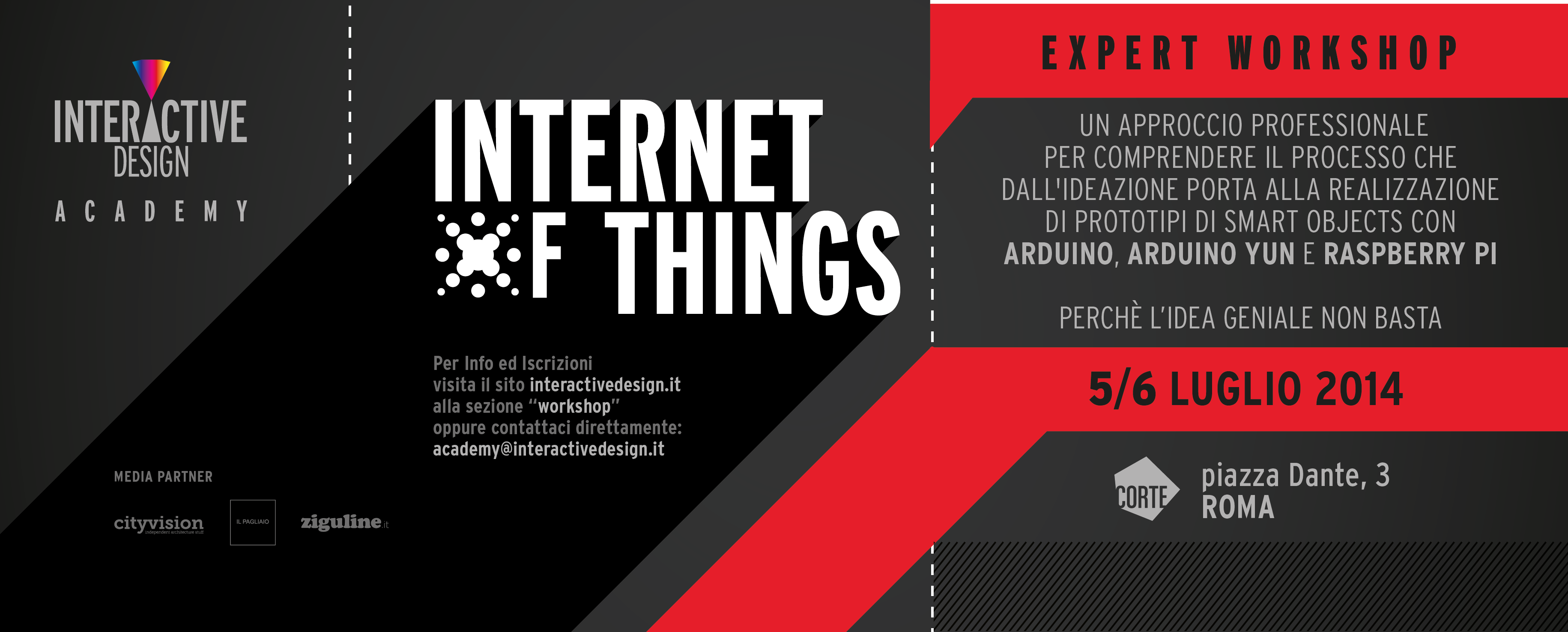 INTERNET OF THINGS - Expert Workshop