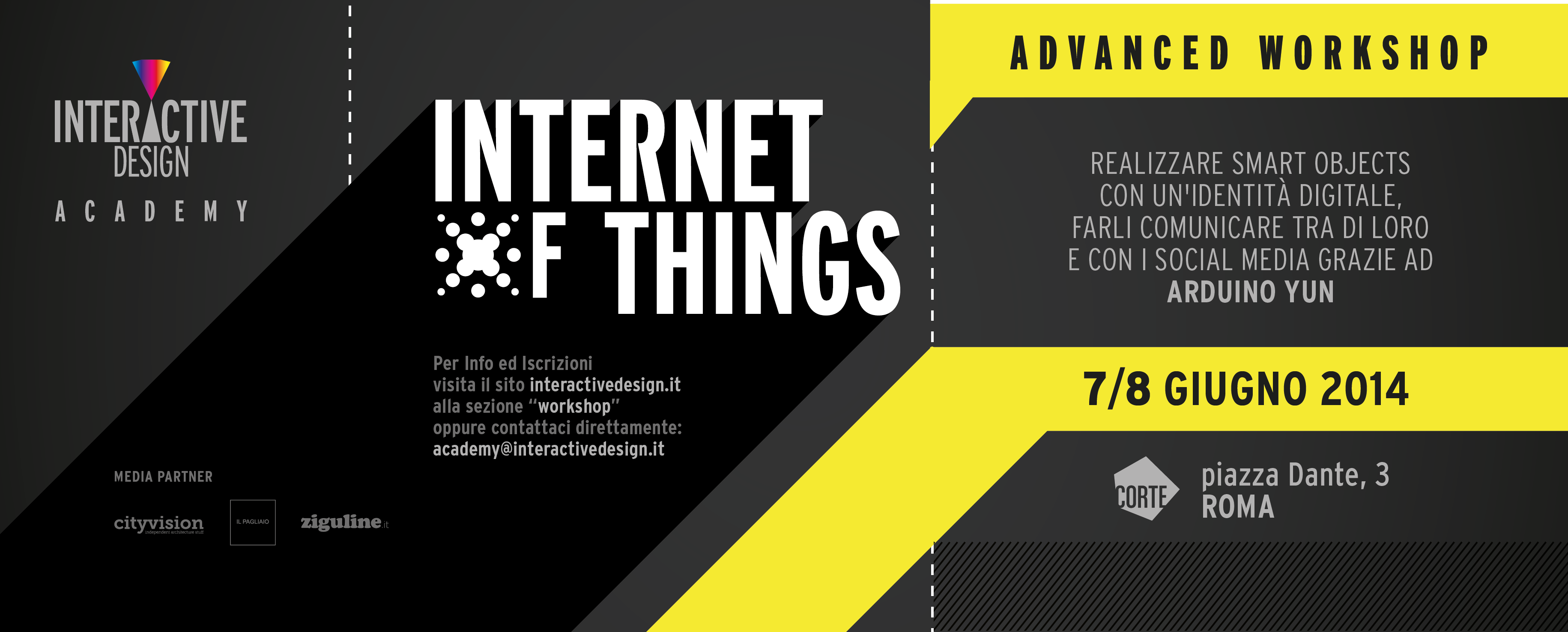 INTERNET OF THINGS - Advanced Workshop