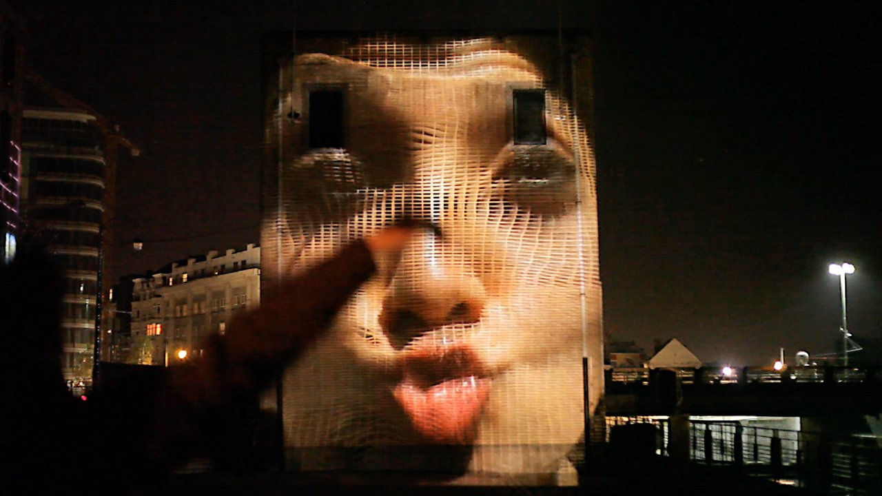 klaus_obermaier_face_it_brussels_light_festival