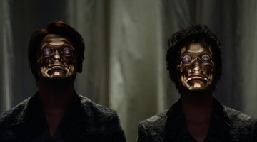 face_projection_mapping