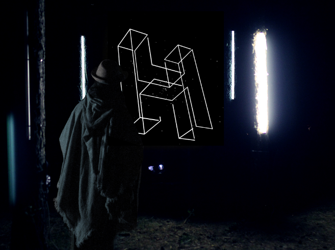 inty ++ a hologram interactive installation